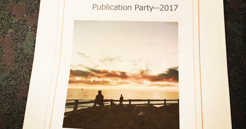 Starting Lines 2017 Publication Party Photos