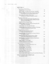 2013 Table of Contents - 2