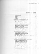 2014 Table of contents 1